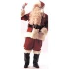 Santa Suit Deluxe Velvet Xxl