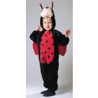 Ladybug Plush W Wings 1 To 2