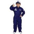 Flight Suit W Cap Size 4-6
