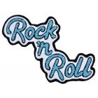 Patch Chenille Rock N Roll
