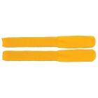 Socks Clown Solid Yellow