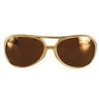 Glasses Rock&roller Gold Gold