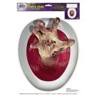 Hand Toilet Topper Peel N Plac