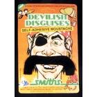 Pirate Mustache Black