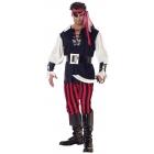 Cutthroat Pirate Adlt Lg 42 44