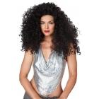 Disco Diva Do Brunette Wig