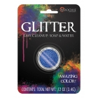 Glitter Blue 0.1 Oz Carded
