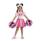 Minnie Mouse Cheerleader 7-8