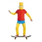 Bart Simpson Deluxe 10-12