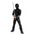 G.I. Joe Snake Eyes Musc 4-6