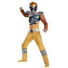 Gold Ranger Dino Clssc Mus 7-8