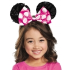 Pink Minnie Child Sequin Ears