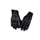 Hands Skeleton Black