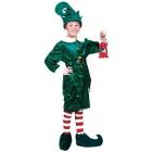 Holly Jolly Elf Child Sz4