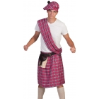 Highlander Pink Ad One Size