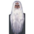 Merlin Wig And Beard Set