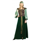 Maid Marion Adult Xlarge 18-20