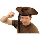 Pirate Hat Distressed Adult