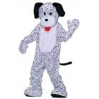 Dalmation Mascot