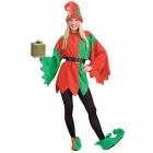 Santa'S Helper Elf Adult