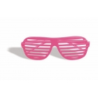 Glasses Slot Neon Pink