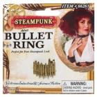 Steampunk Bullet Ring