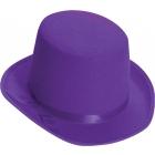 Top Hat Adult Purple
