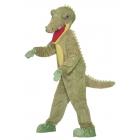 What A Croc Mascot