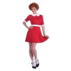 Annie Costume Adult Std