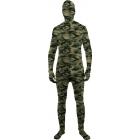 Skin Suit Camo Child Large
