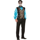 Day Of Dead Vest