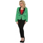 Candy Cane Blazer Adult Small