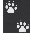 Stencil Paw 4 Claw Hvy Plast