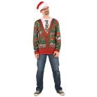 Ugly Christmas Cardigan Xl