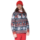 Ugly Santa Stripe Christmas Xl
