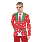 Ugly Christmas Suit Tie Md