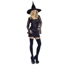 Sparkle Witch Adult Md/Lg