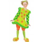 Lolli The Clown Costume Large