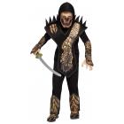 Skull Dragon Ninja Ch Gold Lg
