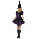 Witch Purple Punk
