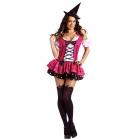 Sugar N Spice Witch Adlt Md/Lg