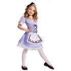 Alice Child Costume 12-14