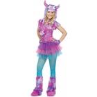 Polka Dot Monster Teen 0-9
