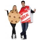 Cookies & Milk 2 Costumes