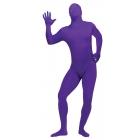 Skin Suit Purple Child 8-10