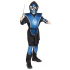 Raven Ninja Blue Chrome Ch Md