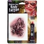 Zombie Hand Tattoo
