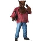 Werewolf Costume Plus Brown