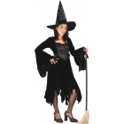 Velvet Witch Blk Child Large