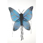 Wings Child Butterfly Blue